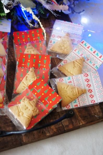 さんかくクリスマスクッキー_f0314272_21143697.jpg