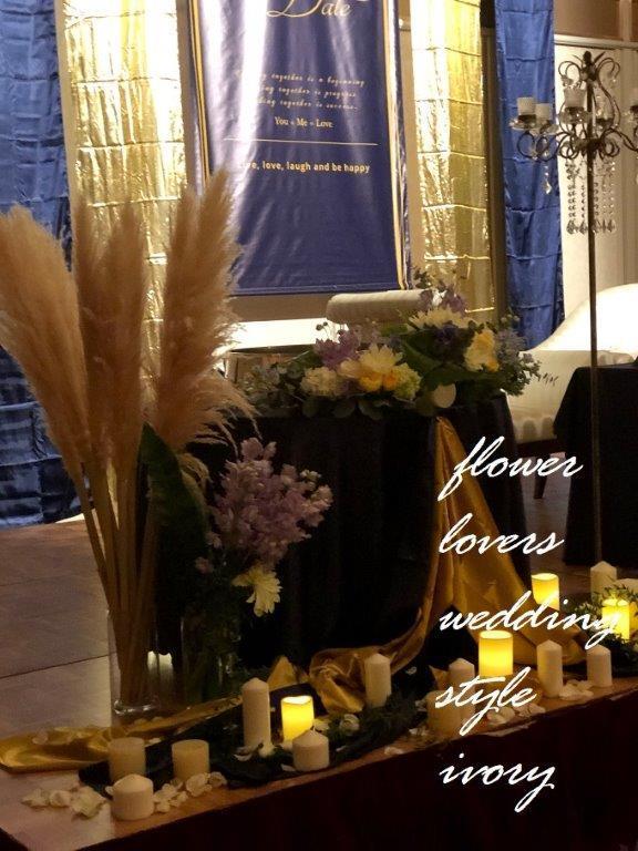 〜週末の婚礼から〜♬_b0094378_18414353.jpeg