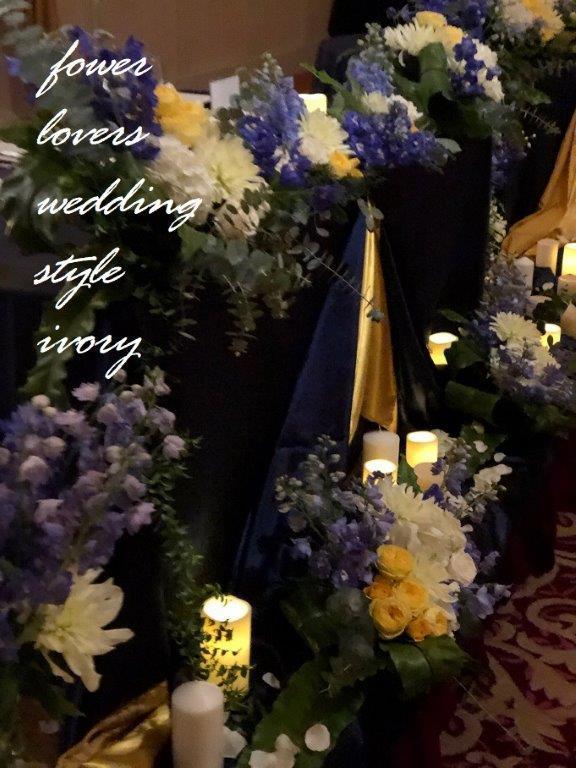 〜週末の婚礼から〜♬_b0094378_18481945.jpeg