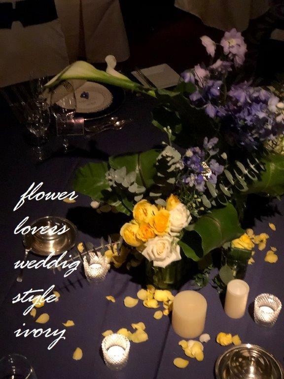 〜週末の婚礼から〜♬_b0094378_18492644.jpeg