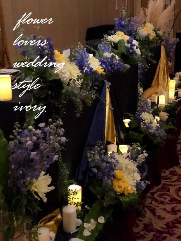 〜週末の婚礼から〜♬_b0094378_18590975.jpeg