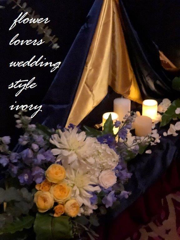 〜週末の婚礼から〜♬_b0094378_18594141.jpeg