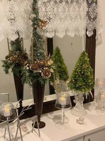 クリスマスで極上のおもてなしを ~hidamari式 アンティークなクリスマス~_e0237680_17373334.jpg