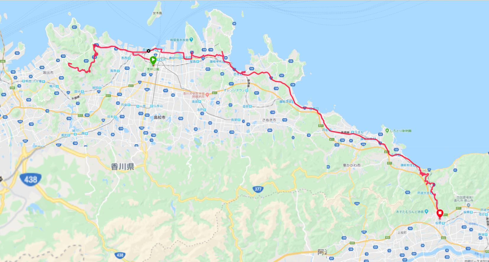 自転車遍路(愛媛~香川)4日目_e0201281_21243618.jpg