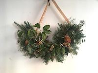 Un Jour クリスマスの花あそび 2019_b0241386_18185709.jpg