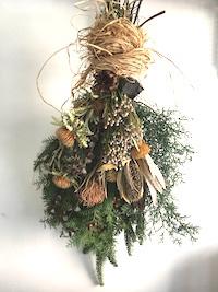 Un Jour クリスマスの花あそび 2019_b0241386_18222213.jpg