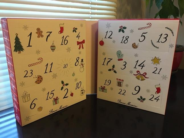 Advent Calendarで、クリスマスまでカウントダウン!_b0399290_04463709.jpg