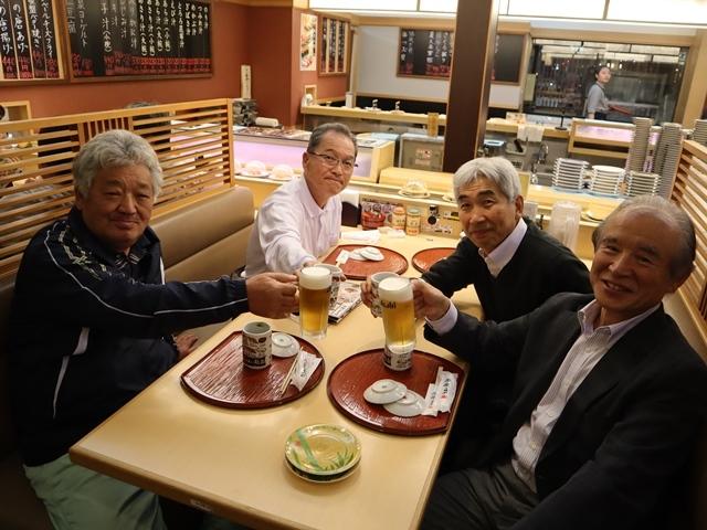 食事の楽しさ、美味しさ、素敵な仲間との食事から元気をゲット・・・石巻で楽しいひと時を「うまい鮨勘」でいただきました_d0181492_01000764.jpg