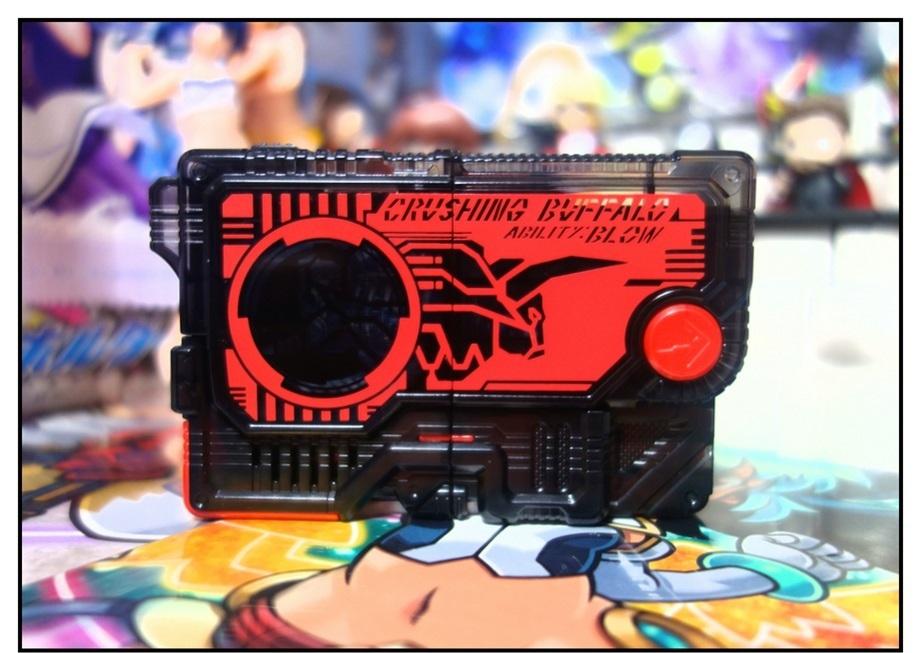 上限額3,000円(6回)で『ガエル』&『バッファロー』を狙え!! (GPプログライズキー06)_f0205396_21594172.jpg