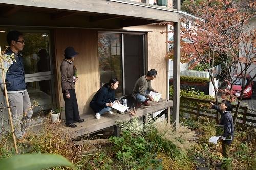 「緑でつながる庭づくり 秋編」開催しました!_c0124100_12342690.jpg