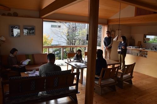 「緑でつながる庭づくり 秋編」開催しました!_c0124100_12343131.jpg