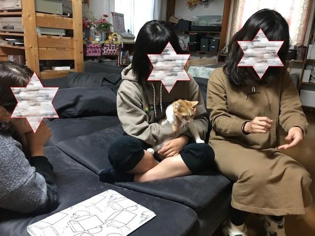 マミーちゃん 新生活スタート!_f0242002_19111742.jpg