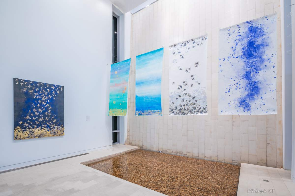 大竹寛子 Exhibition @ Waterfall Gallery New York 2019_a0274805_10400554.jpg