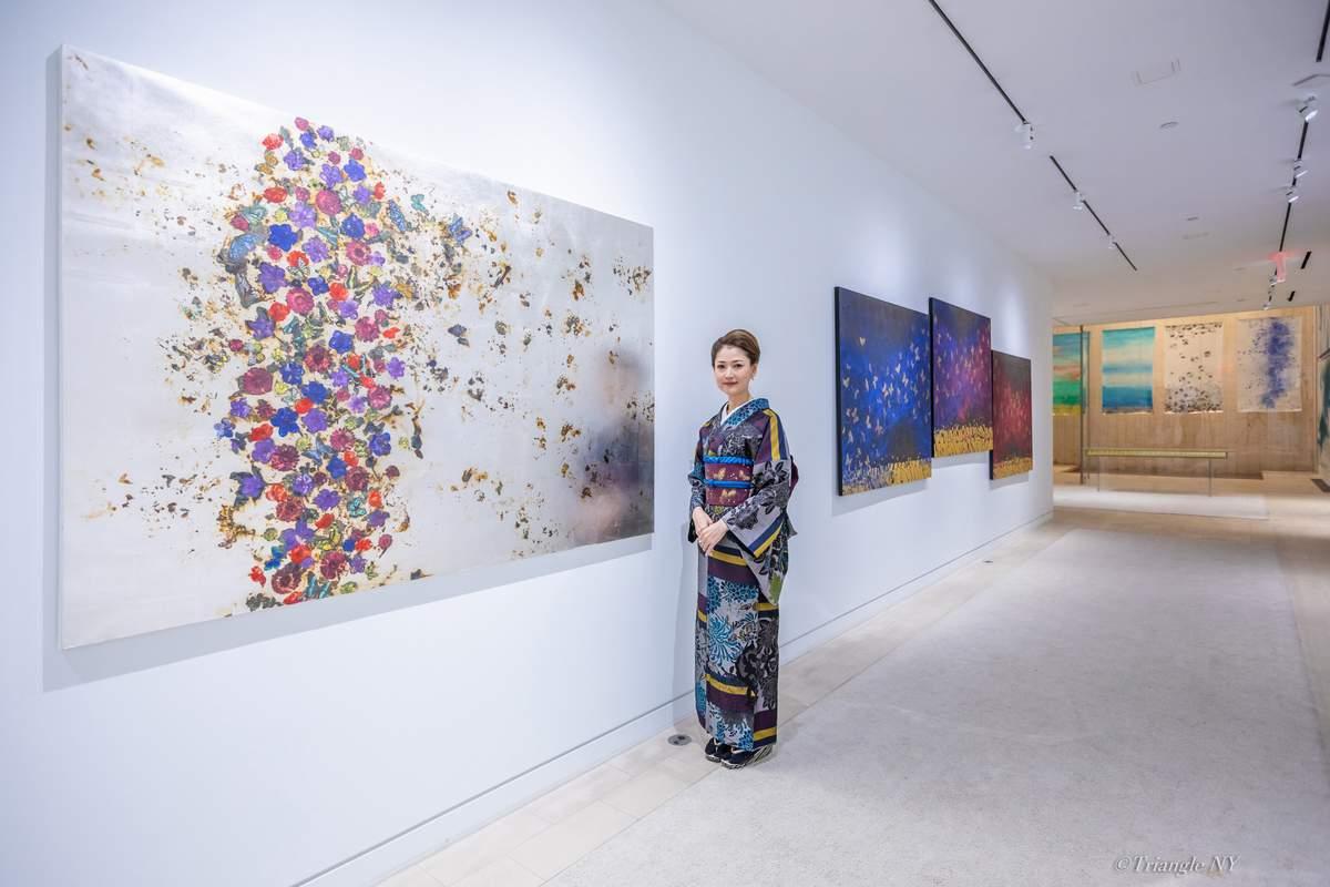 大竹寛子 Exhibition @ Waterfall Gallery New York 2019_a0274805_10403046.jpg
