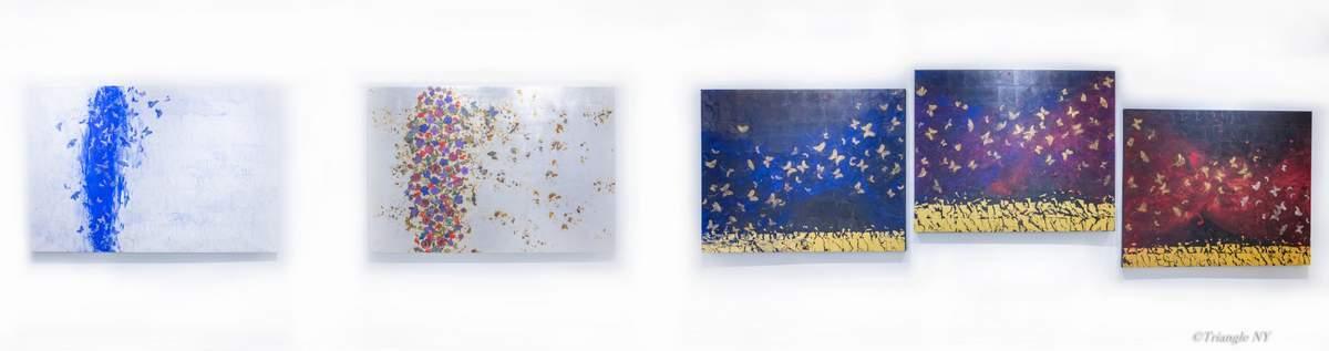 大竹寛子 Exhibition @ Waterfall Gallery New York 2019_a0274805_10412680.jpg