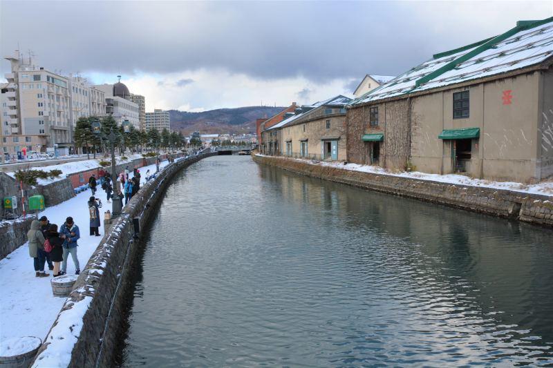 新幹線で北海道へ(3)小樽_a0148206_10121983.jpg