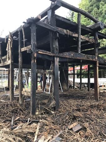 廣松の間の解体工事_c0195909_07122638.jpg