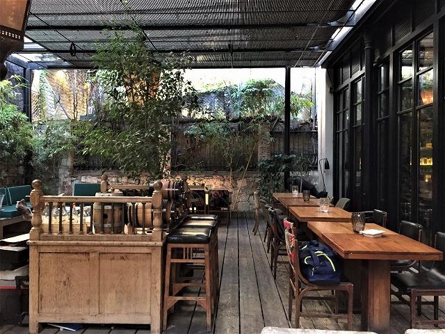 レストラン Boca Grande_b0064411_23192082.jpg