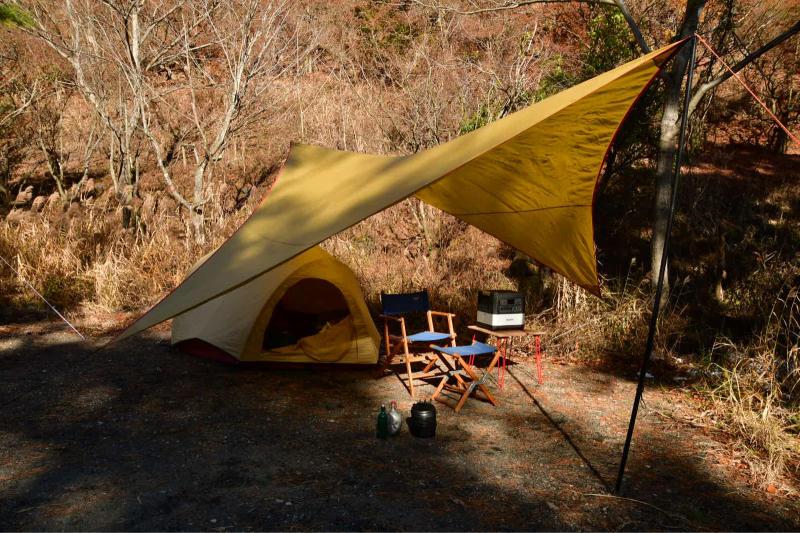 Ordinary camp(with magic cube)PR記事_b0223512_21503364.jpg