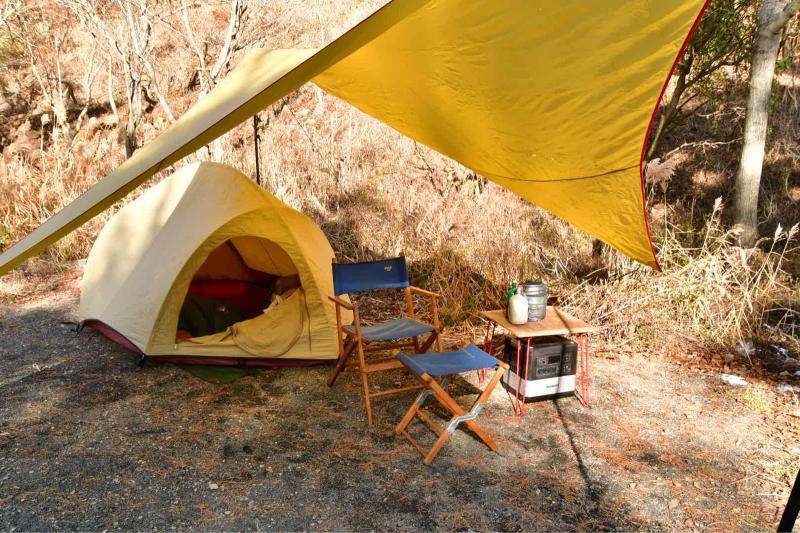 Ordinary camp(with magic cube)PR記事_b0223512_22235882.jpg