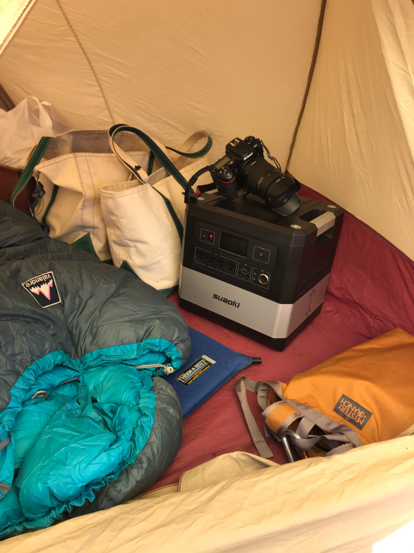 Ordinary camp(with magic cube)PR記事_b0223512_22240341.jpg