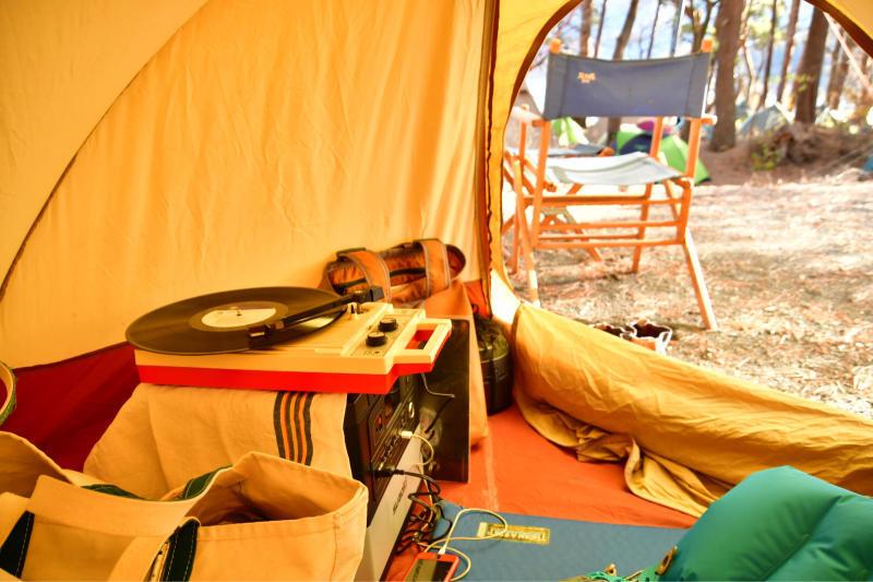 Ordinary camp(with magic cube)PR記事_b0223512_23215340.jpg