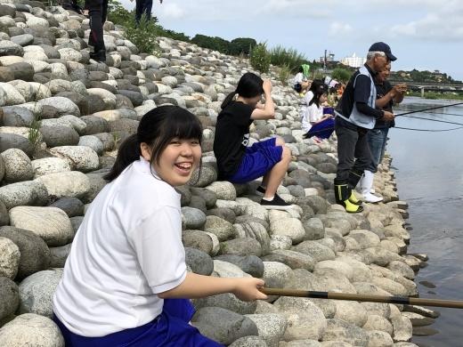 2019年講座 アユ釣り 山菜採り_b0083415_15210995.jpg