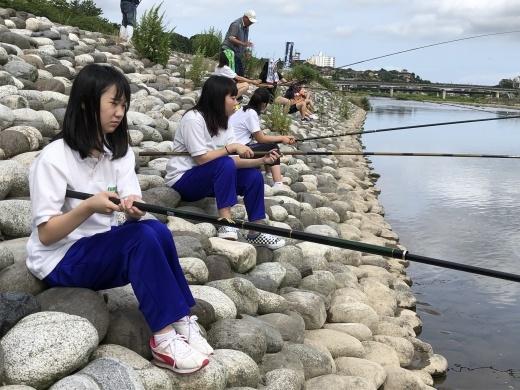 2019年講座 アユ釣り 山菜採り_b0083415_15214578.jpg