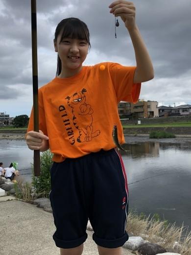 2019年講座 アユ釣り 山菜採り_b0083415_15215904.jpg