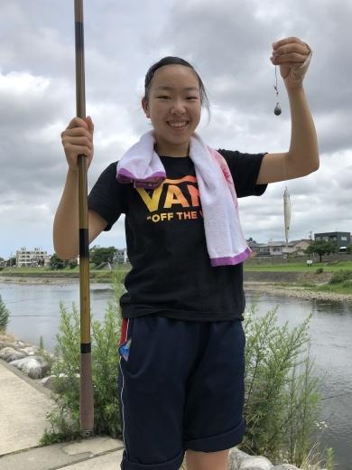 2019年講座 アユ釣り 山菜採り_b0083415_15222811.jpg