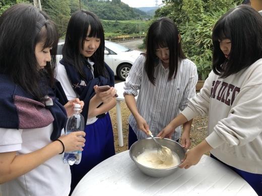 2019年講座 アユ釣り 山菜採り_b0083415_15283459.jpg