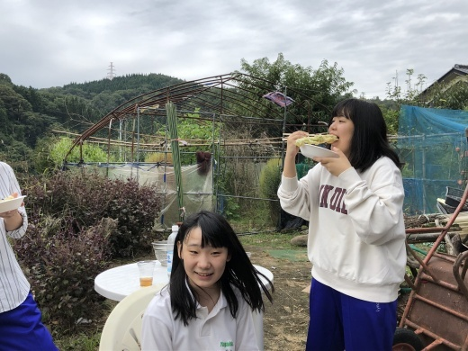 2019年講座 アユ釣り 山菜採り_b0083415_15285645.jpg