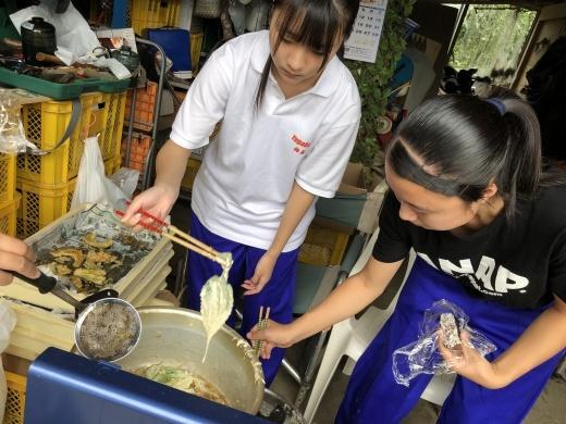2019年講座 アユ釣り 山菜採り_b0083415_15293623.jpg