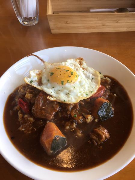 2019 沖縄の旅 1 @ cafe Vegetarica_b0157216_21400382.jpg