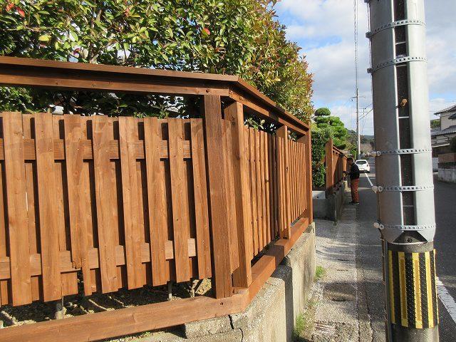 塀の修理_d0177220_15064983.jpg
