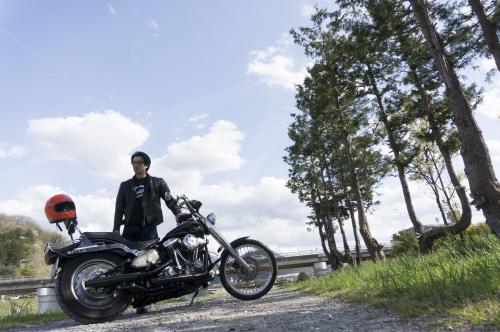 近 浩志  & Harley-Davidson  FLST(2019.04.29/YAMAGATA)_f0203027_16384510.jpg