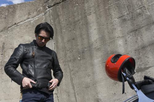 近 浩志  & Harley-Davidson  FLST(2019.04.29/YAMAGATA)_f0203027_16384511.jpg