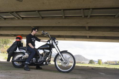 近 浩志  & Harley-Davidson  FLST(2019.04.29/YAMAGATA)_f0203027_16385451.jpg