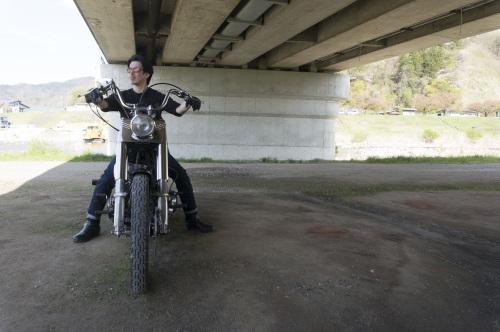 近 浩志  & Harley-Davidson  FLST(2019.04.29/YAMAGATA)_f0203027_16390030.jpg