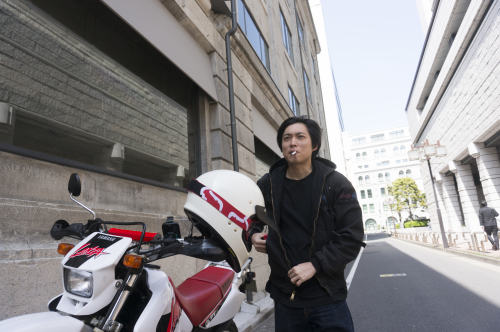 澤村 崇太郎 & YAMAHA DT230LANZA(2019.04.20/TOKYO)_f0203027_16452249.jpg