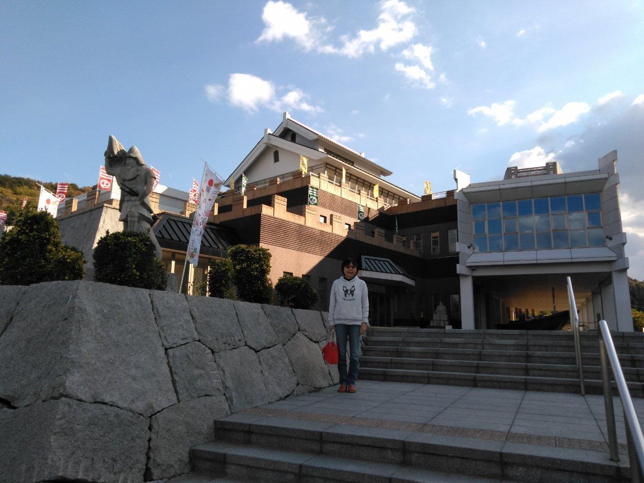 キャンピングカー旅 愛媛県「松山市」~「今治市」_d0228130_16115369.jpg