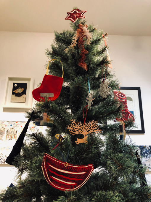 「2019 こころのカタチ Ornament TREE」準備_d0347031_23333854.jpg