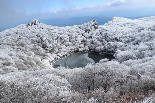 令和元年・大船山御池の霧氷に大感動!_e0272335_20131274.jpg