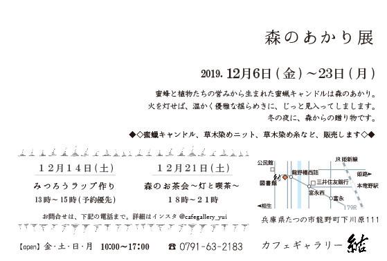森のあかり展 2019_b0237338_13493786.jpg