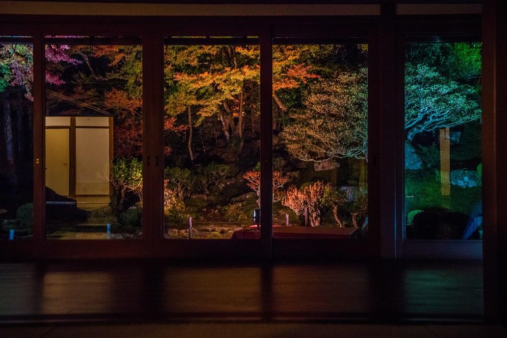 2019滋賀紅葉~旧竹林院ライトアップ_e0363038_15104318.jpg
