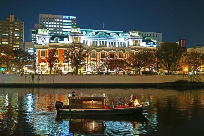 クリスマスは川の上も特別ですよ_a0137142_17095943.jpg