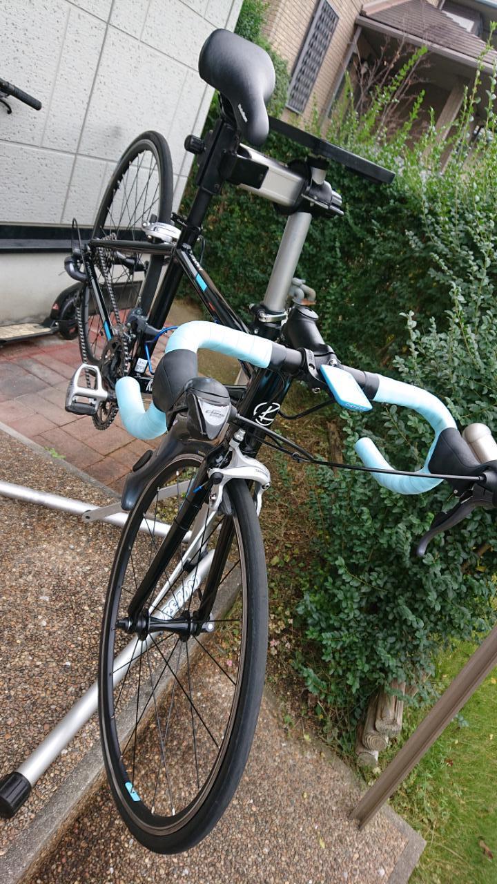 友人の息子の自転車_a0386742_13394581.jpg
