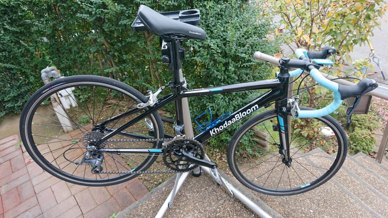 友人の息子の自転車_a0386742_13395483.jpg