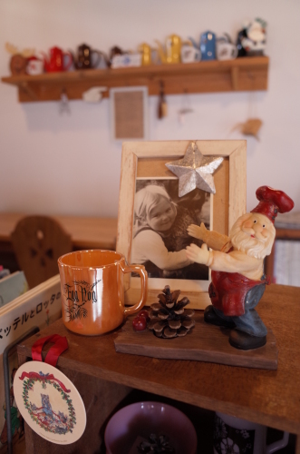 クリスマスなミル。_b0207642_12083424.jpg