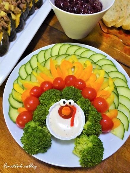 感謝祭 Dinner_d0356844_14184211.jpg